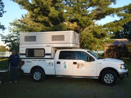 Truck Camping With My New Ford 150 And Four Wheels Hawk - Lawrence ...