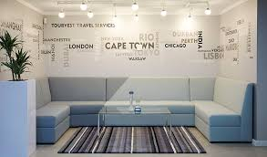 Just As Tourvest Travel Services TTS Is The Go To Destination For People On Move Inhouse Brand Architects Was Companys Interior Design Agency Of