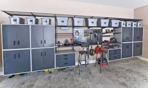 cincinnati garage shelving plans contemporary with freestanding