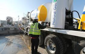 100 Natural Gas Trucks Geneva Rock Cements Cleaner Air Future With New Trucks Refueling