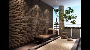 Featured Photo Of Painting 3D Wall Panels