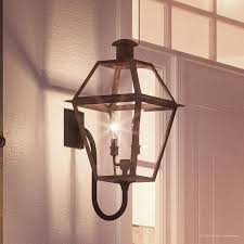luxury historic outdoor wall light 23 5 h x 10 5 w with tudor