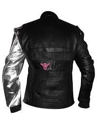 James Bucky Barnes Silver Arm Winter Soldier Jacket