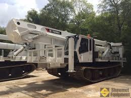 100 Bucket Trucks For Sale In Pa 2015 Terex TM100 100 Ft Tracked Material Handling Shawmut