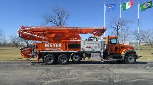 100 Concrete Pump Truck For Sale Ing Meyer Ing Conveyor Service
