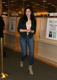 LAURA PREPON Signing Her New Book at Barnes & Noble at The Grove
