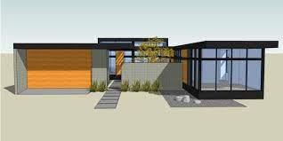 101 Simpatico Homes Courtyard House Prefab Home Prefab Courtyard House Prefab