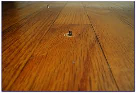 Fix Squeaky Floors Under Carpet by Fix Squeaky Floor Using Blocks To Repair A Subfloor That Is Not