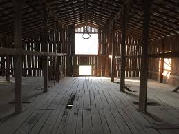 100 Loft 44 A 50 Year Old Tobacco And Hay Barn Loft After A Good Spring Cleaning