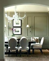 Dining Room Wall Panels Panel Molding Maybe