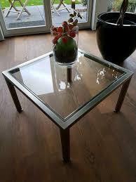 glastisch couchtisch wohnzimmertisch edel tisch beistelltisch