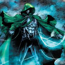 Chosen As The Spirit Of Vengeance After His Brutal Death During A Robbery Jim Corrigan Is One More Powerful Beings In All DC Comics