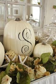 Carvable Craft Pumpkins Wholesale by Best 25 Monogram Pumpkin Ideas On Pinterest Happy Fall Yall