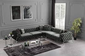 104 Designer Sofa Designs Set Liberty L Shape Fabric 6 Seater Luxury Furniture S Furniture Online