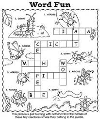 Bugs Activity And Coloring Book 2 Puzzles With Answers