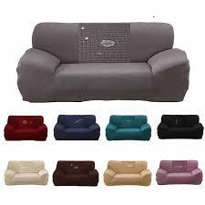 1 2 3 4 sitz sofa abdeckung wasserdicht einfarbig hohe