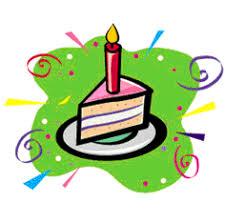 Green clipart birthday cake 2