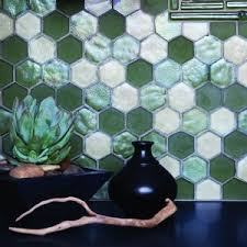 decor beautiful oceanside glass tile for your home decor ideas