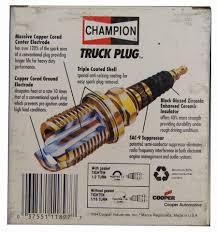 Champion Truck Spark Plugs Pack Of 4 New Stock No.4405 | EBay 8x New Genuine Champion Spark Plug For Cadillac Deville 77l 472 Oem 4 Pack Copper Plus Small Engine Plugs Shop At Lowescom N180b Ebay Ecoclean 34 In Rcj6y Plug852eco Rc12lyc5 120 Ryobi 4cycle Plugac00164a The Home Depot Amazoncom 9701 Of 1 Automotive 792 C59yc 14mm 750 Reach 58 Hex 59 Range Cold Premium Quality Rdz4h Stens 130081 Rv15yc4 Each 303