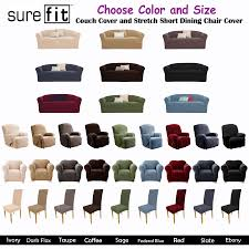 Surefit Couch Covers   Stretch Sofa Slipcovers [Save Up To 45% Off] Ding Chair Slipcover Sewing Pattern Chairs Home Room Sets Sure Fit Soft Suede Shorty Taupe Velvet Cover Jf Covers Homiest 1 Pc Spandex Stretch Linen Store Basket Weave Texture Form Portland Full Length 4 Pack Shop Luxury Collection Metro Free Shipping On Decor Best For Parson Create Awesome Pearson Pin By Neby On Modern Interior Ideas Room Chair Long Chateau Toile Cottonpolyester Amazoncom Classic Slipcovers Cabana Stripe Short