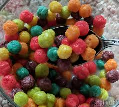 General Mills Classic Trix Cereal Review With 6 Colors Milk