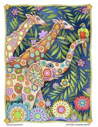Elegant Elephants Marjorie Sarnat Design Illustration