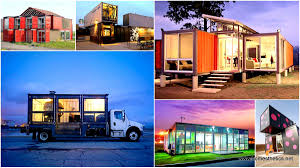 100 Homes Shipping Containers 25 Container Structures Designed With An