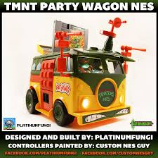 Custom NES Ninja Turtle Van System Up For Auction | Shacknews Fingerhut Teenage Mutant Ninja Turtles Micro Mutants Sweeper Ops Fire Truck To Tank With Raph Figure Out Of The Shadows Die Cast Vehicle T Nyias 2016 The Tmnt Turtle Truck Pt Tactical Donatellos Trash Toy At Mighty Ape Pop Rides Van Teenemantnjaturtles2movielunchboxpackagingbeautyshot Lego Takedown 79115 Toys Games Others On