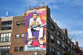 Big Ang Mural Brooklyn by Overall Murals