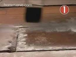 Squeaky Floors Under Carpet by How To Fix Squeaky Floorboards Youtube