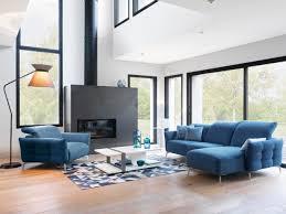 gautier canapé aménager salon un canapé coloré pour un décor stylé