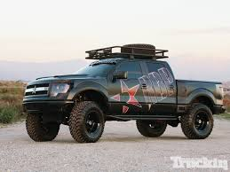 4x4 Lifted Ford Trucks