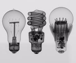 computed tomography and the evolution of electric light bulbs