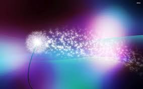 Sparkly Dandelion WallDevil
