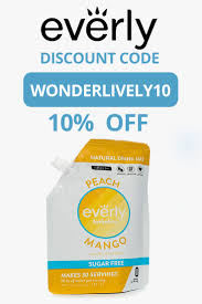 Everly-Discount-Code-Get-10%-off-with-code-WONDERLIVELY10 ...