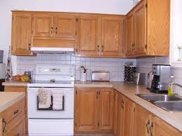 armoire cuisine en bois armoires de cuisine en chène veines
