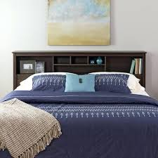 White King Headboard With Storage by Bookcase King Bookcase Headboard Canada Bookcase Headboard King