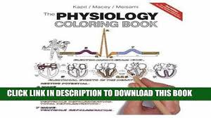 PDF The Physiology Coloring Book 2nd Edition Full Online