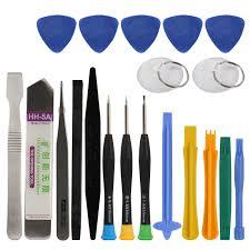 20 in 1 Mobile Phone Repair Tools Kit Spudger Pry Opening Tool