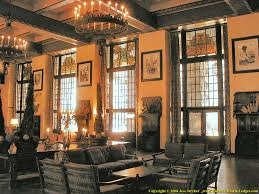 Wawona Hotel Dining Room by Great Lounge