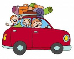 Travel Clipart Family Car 3