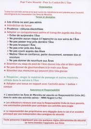 reglement interieur auto ecole mam âne les ânes de marolles page 99