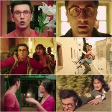 Ranbir Kapoor Katrina Kaif s Jagga Jasoos trailer to Amrita Singh
