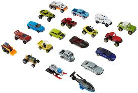 100 Toy Cars And Trucks Amazoncom Matchbox Vehicles 20 Pack S Games
