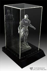 Maybang 3 Color LED Lighted Display Case For Hot Toys 12 Figure