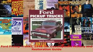 PDF Download Ford Pickup Trucks 194856 Development History And ... Fileford F150 King Ranchjpg Wikipedia New 2018 Ford For Sale Whiteville Nc Fseries A Brief History Autonxt Truck Model History The Fordificationcom Forums Ford Fseries Historia 481998 Youtube Image 50th Truck With Raftjpg Matchbox Cars Wiki Fandom Readers Letters Of Pickups In Brief Photo Pickup From Rhoughtcom Two Tone Lifted Chevrolet Silly Video Of Trucks F1 F100 And Beyond Fast American First In America Cj Pony Parts Stepside Vs Fleetside Bed Style Terminology