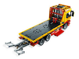 LEGO Technic 8109 - Flatbed Truck | Mattonito Amazoncom Peterbilt Truck With Flatbed Trailer And 2 Farm Tractors 116th Big Farm John Deere Ram 3500 Dually Skidloader 5th Red Race Car Hot Wheels Crashin Big Rig Blue Shop Express 1100 Germany 1957 Hmkt Antique Cast Iron Toy Flatbed Truck 116 Model 367 Farmall Wood Toy Plans Semi Youtube Ertl New Holland T7030 Tractor Lego City 60017 Walmartcom Antique Vintage Dinky Toys Supertoys Foden Chains Intertional Durastar 4400 Flat Bed Tow