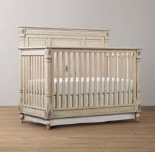 Baby Furniture Plus Kids Modena Classico Crib Distressed Granite