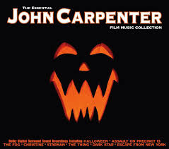 Halloween 2007 Film Soundtrack by The Essential John Carpenter Film Collection By Gareth