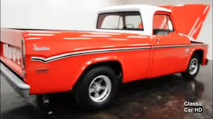 1970 Dodge D100 Adventurer Pickup - Classic Car HD - YouTube Our 1970 Dodge D100 Is Up For Auction Sold Mopar Fans Sweptline Shortbed 383727 The A100 Sale Pickup Truck Van Camper Parts Classifieds Just A Car Guy Stored 1970s Trucks Were At The 2010 While We Are On Old Dodge Heres My W300 Medium Duty Conv Tilt Low Cab Fwd Sales Brochure Adventurer Our New Baby Merlins Or 71 Rough Shape With Title D200 Youtube Dually 4x4 Vintage Mudder Reviews Of Other Pickups Aged Hot Rod Rat